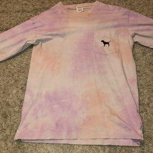 Pink long sleeve shirt!